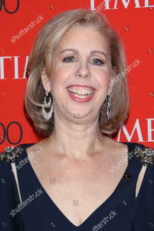 Stock Photo of Nancy Gibbs (Editor-in-Chief; TIME Magazine)