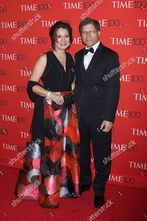 Editorial photo of Time 100 Gala, Arrivals, New York, USA - 25 Apr 2017