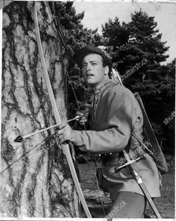 Paul Eddington As Will Scarlett In The Fourth Series Of The Television Robin Hood Series
