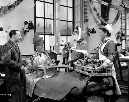 'The Lamp Still Burns'  - Leslie Dwyer, John Laurie and Rosamund John