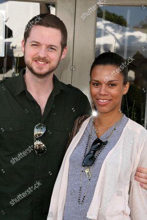 Damien Fahey and Grasie Mercedes