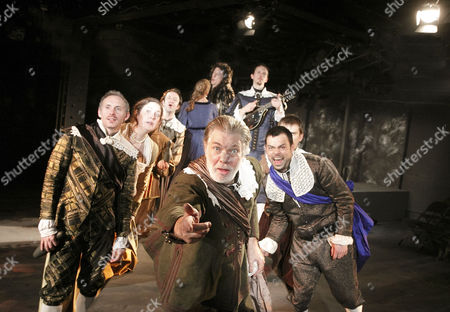 Editorial photo of 'Victory' play at the Arcola Theatre, London, Britain - 04 Mar 2009