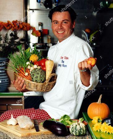 'The Twelve Chefs of Christmas' - Tony Tobin