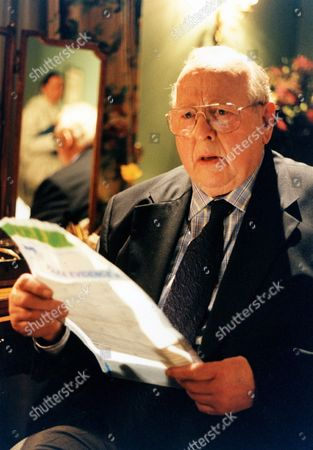 Stock Picture of 'Inspector Morse' - Episode: 'The Remorseful Day' -  James Grout
