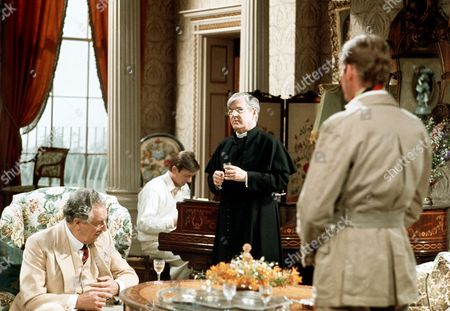 'Father Brown'    - Episode 2-the Oracle of the Dog Rupert Davies and Kenneth More