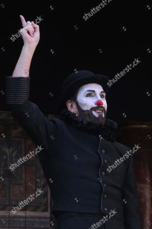 Stock Photo of Gareth Snook as Lord Capulet