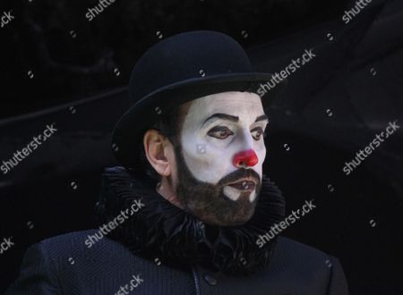 Stock Picture of Gareth Snook as Lord Capulet