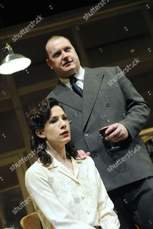 Editorial photo of 'Berlin Hanover Express' play at the Hampstead Theatre, London, Britain - 07 Mar 2009