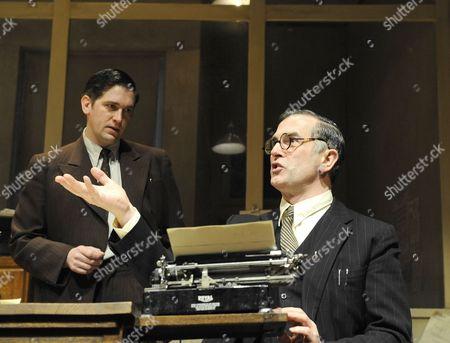 'Berlin Hanover Express'  - Owen McDonnell (O'Kane) and Sean Campion (Mallin)