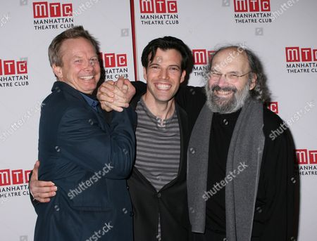 Bill Irwin, Lorenzo Pisoni, Larry Pisoni