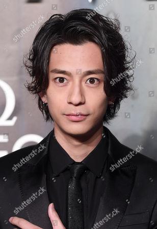 Stock Image of Shohei Miura