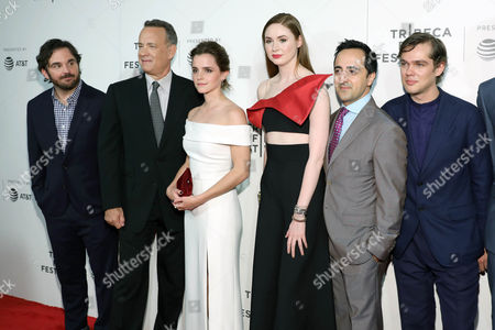James Ponsoldt, Tom Hanks, Emma Watson, Karen Gillan, Amir Talai, Ellar Coltrane