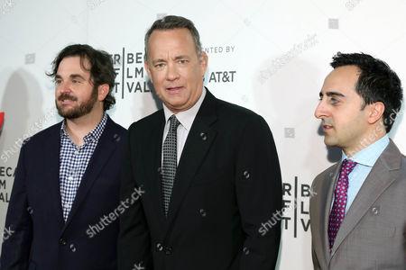 James Ponsoldt, Tom Hanks, Amir Talai