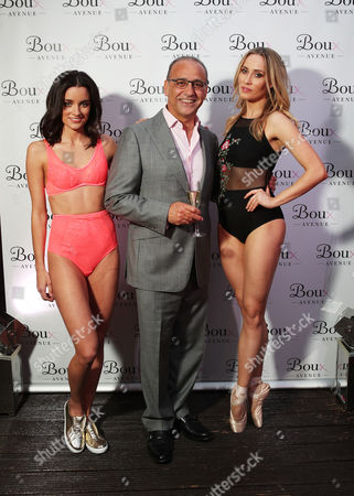 Theo Paphitis and Models