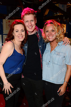 Editorial image of Cat (the Play) Theatre Afterparty, London, UK - 26 Apr 2017
