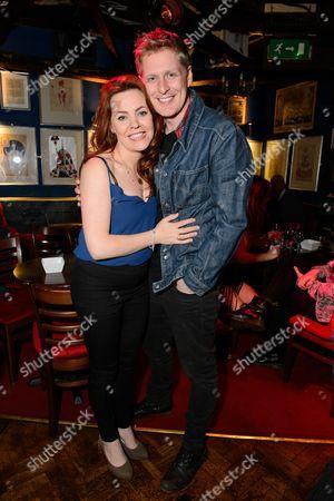 Rachel Tucker and Gerard McCarthy