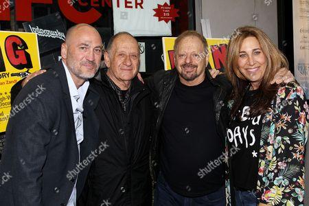 Brett Berns, Richard Gottehrer, Jerry Goldstein, Cassie Berns