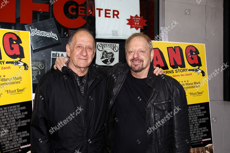 Editorial photo of New York Premiere of BANG! THE BERT BERNS STORY, USA - 26 Apr 2017