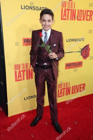 Editorial image of 'How to Be a Latin Lover' film premiere, Los Angeles, USA - 26 Apr 2017