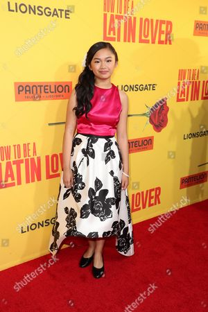 Editorial picture of 'How to Be a Latin Lover' film premiere, Los Angeles, USA - 26 Apr 2017