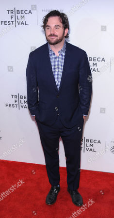 Editorial image of 'The Circle' screening, Arrivals, Tribeca Film Festival, New York, USA - 26 Apr 2017