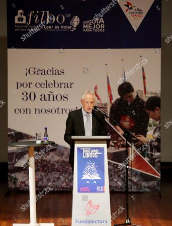Editorial image of The 30th Bogota International Book Fair (FILBO), Colombia - 26 Apr 2017