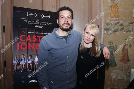 Stock Image of Ezra Edelman and Kitty Green (Director)