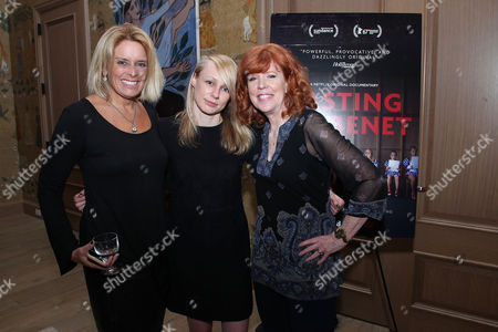 Kristen Shaughnessy, Kitty Green (Director) and Magee Hickey