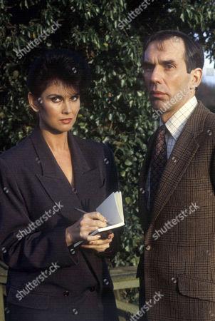 'Maigret'  - Caroline Munro and Richard Durden