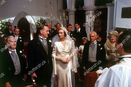 'Jeeves and Wooster'  - Roderick Spode [John Turner] and Madeleine Bassett [Elizabeth Morton]