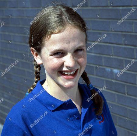 'The Queen's Nose' children's TV programme,  Gemma (Lucinda Dryzek)