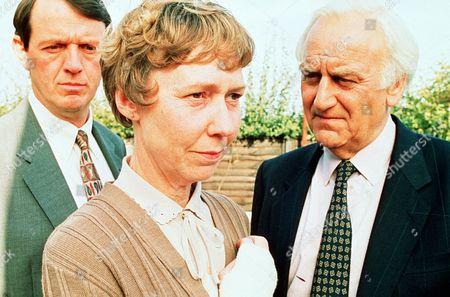 'Inspector Morse'   TV  Daughters of Cain Morse & Lewis Interview Brenda Brooks (Gabrielle Lloyd)
