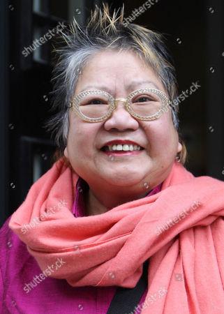 Celebrity chef, Nancy Lam