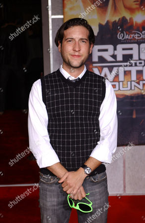 Editorial image of 'Race To Witch Mountain' Film Premiere, Los Angeles, America - 11 Mar 2009
