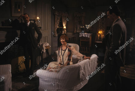 'Strange Interlude'  TV - 1988 - Glenda Jackson, David Dukes and Edward Petherbridge
