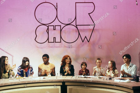 'Our Show' - Elvis Payne, Rula Lenska, Melissa Wilkes, Graham Fletcher, Susan Tully and Jamie Foreman.