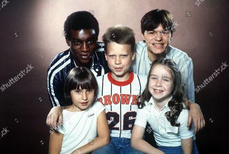'Our Show'  - Elvis Payne, Graham Fletcher, Jamie Foreman, Melissa Wilkes, Susan Tully.