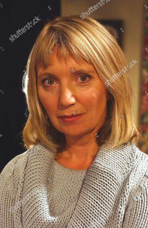 Stock Image of 'Coronation Street'  TV - 2002 - Charlotte Morris (Joanne Zorian)