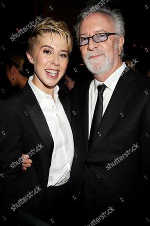 Sophie Watts and Gary Goetzman