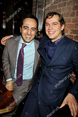Amir Talai and Ellar Coltrane