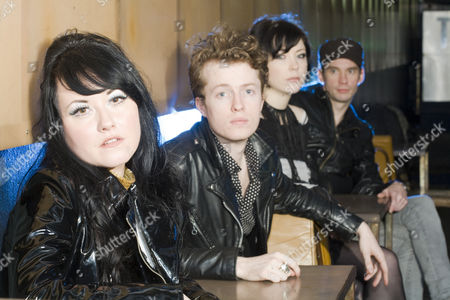 Sons and Daughters - Adele Bethel, Scott Paterson, Ailidh Lennon and  David Gow