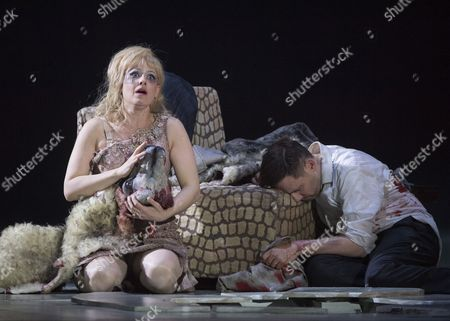 Sally Matthews as Silvia, Iestyn Davies as Francisco