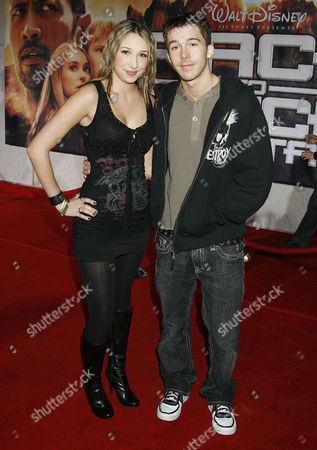 Ashley Edner and Bobby Edner