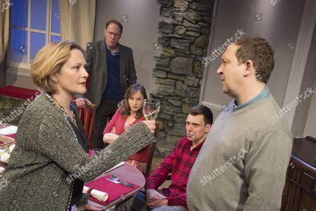 Lucy Robinson as Debora, Todd Boyce as Michael, Lisa Stevenson as Tamara, David Leopold as Curtis, Alex Lowe as Bill