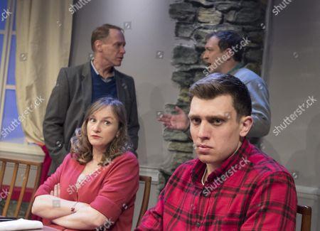 Todd Boyce as Michael, Lisa Stevenson as Tamara, David Leopold as Curtis, Alex Lowe as Bill