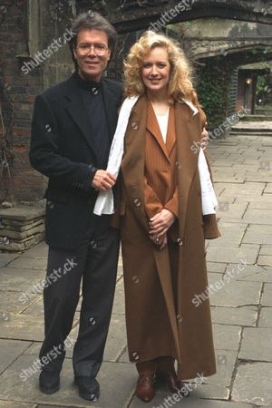 Cliff Richard & Helen Hobson At The Photocall For 'wuthering Heights' The Musical