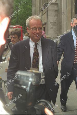 National Heritage Secretary Chris Smith (now Baron Smith Of Finsbury). Lord Smith