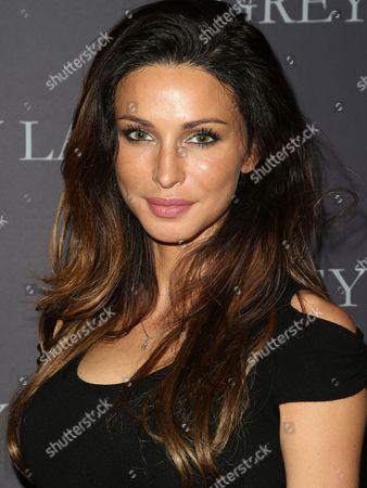 Stock Image of Tina Casciani