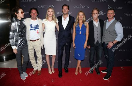 Editorial picture of 'Grey Lady' film premiere, Los Angeles, USA - 26 Apr 2017