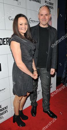 Stock Photo of Jessica Malik and Paul Franklin
